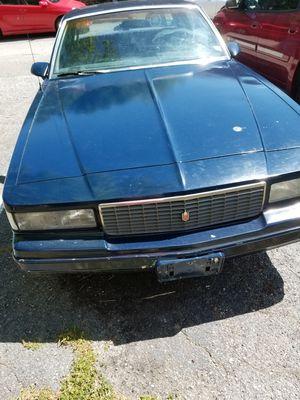 Chevy Monte carlo ls for Sale in Richmond, VA