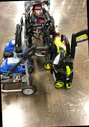 Electric and Gas Pressure Washers💲 PRL for Sale in San Bernardino, CA