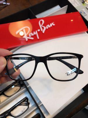 New Rayban frame eyeglasses women black fashion reading glasses men sunglasses for Sale in Fontana, CA