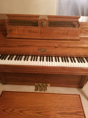 Piano ,LOWREY, excellent working condition tuned regularly for Sale in Broadview Heights, OH