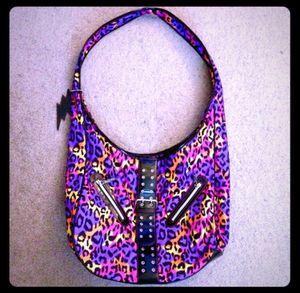 Betseyville Multicolor Leopard Bag for Sale in Newington, CT