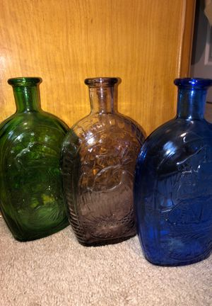 Collectible Antique Bottles for Sale in Manassas, VA