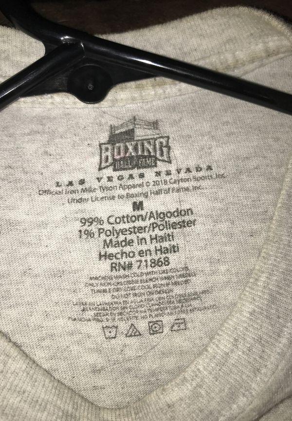 Mike Tyson vintage shirt