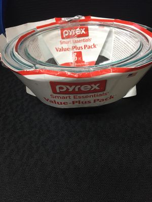 Pyrex bowls for Sale in Memphis, TN