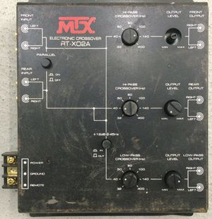 Mtx crossover for Sale in Pittsburgh, PA
