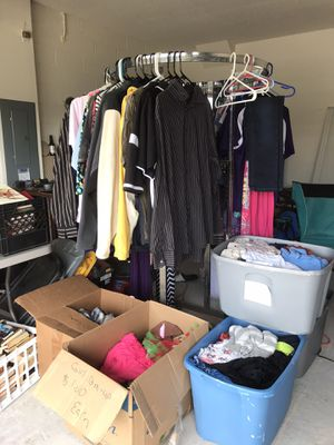 Tons of kids clothes 50 cents each for Sale in Zephyrhills, FL