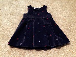 Brand new Oshkosh toddler velvet dress 3t for Sale in Alexandria, VA