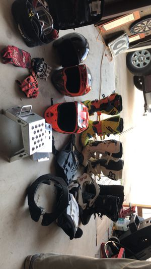 Motorcycle gear for Sale in Spring, TX