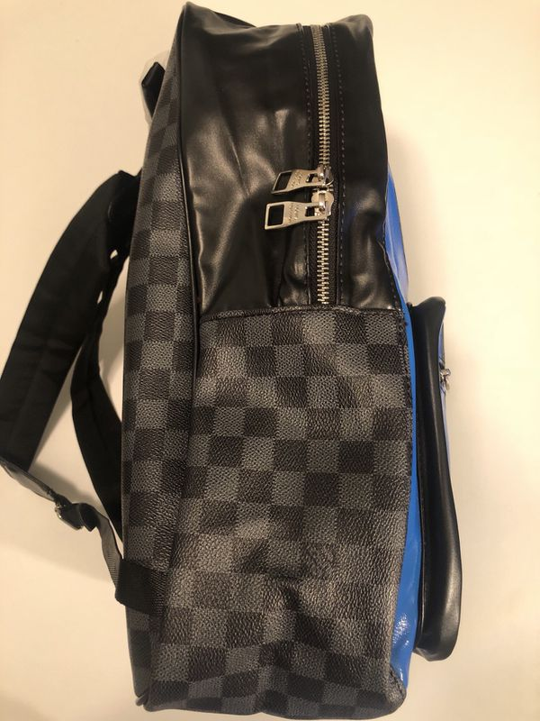 e271b56ffb0e Louis Vuitton Josh N41612 Backpack America s Cup for Sale in ...