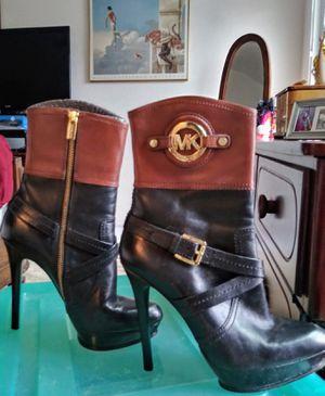 Michael Kors high heel boots for Sale in Orlando, FL