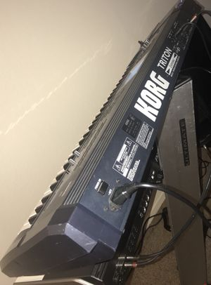 Korg Triton Extreme with MOSS Board for Sale in San Francisco, CA