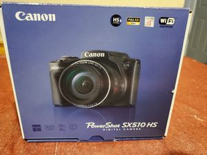 Canon PowerShot SX510 HS for Sale in Los Angeles, CA