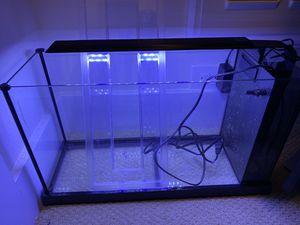 Fluval Evo V Marine 5 gallon aquarium for Sale in Austin, TX