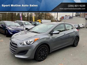 2017 Hyundai Elantra GT for Sale in Seattle, WA