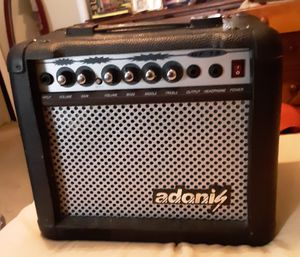 Adonis guitar amp for Sale in Beaumont, TX