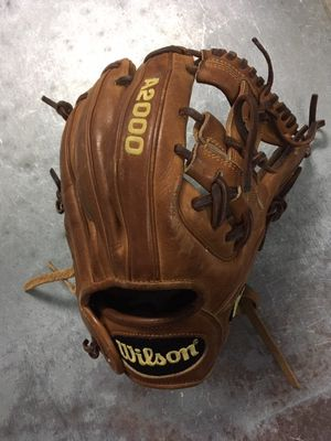 A2000 Dustin Pedroia 11.5 Wilson Baseball Glove for Sale in Falls Church, VA