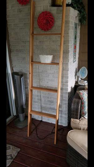 Cedar Blanket Ladder/ Display Shelf for Sale in Charlotte, NC