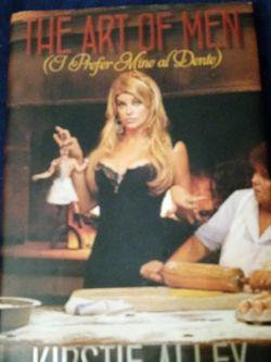 The Art Of Men Book ( I Prefer Mine Al dente) for Sale in Winter Haven,  FL