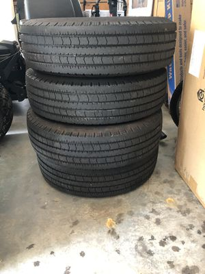 Westlake ST235/80R16 G Rated trailer tires for Sale in Tyrone, GA