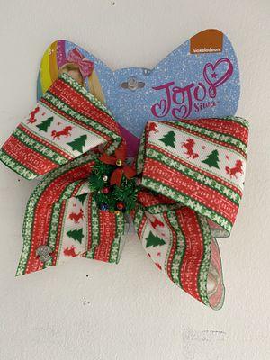 Jojo siwa bow navidad 🎄 for Sale in Miami, FL