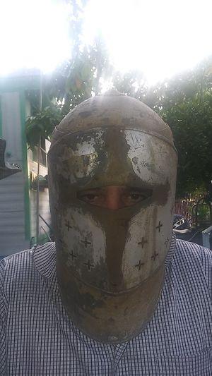 Warrior Helmet (Casco de guerrero) for Sale in El Monte, CA