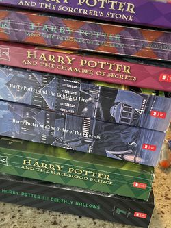 Entire Harry Potter Book Collection for Sale in Poway,  CA