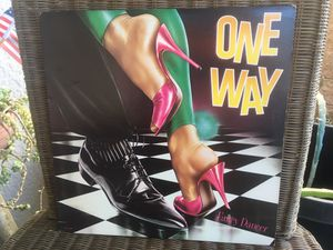 One Way Vinyl Record for Sale in Menifee, CA