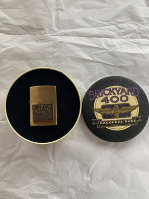 Brickyard 400 Zippo Lighter With Tin Case for Sale in Paradise Valley, AZ