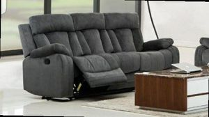 CLOSEOUTS LIQUIDATIONS SALE BRAND NEW RECLINERS COMFORTABLE SOFA AND LOVESEAT FABRIC ALL NEW FURNITURE G U IWDM8 for Sale in Pomona, CA