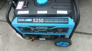 Generator Hybrid 5250w for Sale in Fontana, CA
