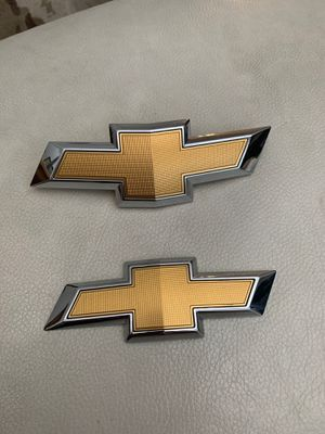 Chevy emblems 2019 suv and trucks for Sale in Pasadena, CA