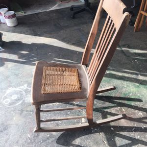 Small Antique Rocking Chair for Sale in Nipomo, CA