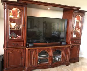 Entertainment center for Sale in Austin, TX