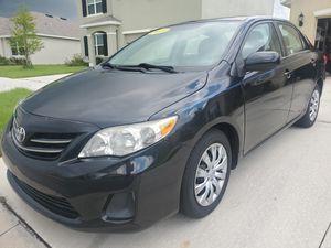 Toyota corolla 2013 automatic for Sale in Tampa, FL