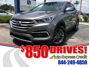 2018 Hyundai Santa Fe for Sale in Plantation, FL