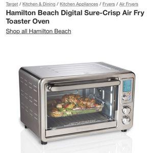 Hamilton Beach Fryer for Sale in Dallas, TX