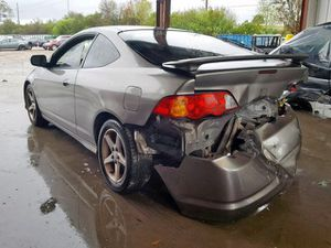 03 Rsx type s rear ended selling full swap k20a2 for Sale in Chicago, IL
