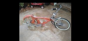 Lowrider bike and new parts for Sale in New Caney, TX