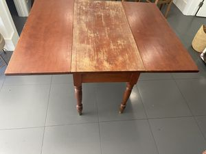 Antique Vintage Wood Dining Table for Sale in San Francisco, CA