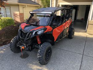 2020 Can Am Maverick Sport Max DPS 1000R for Sale in Renton, WA