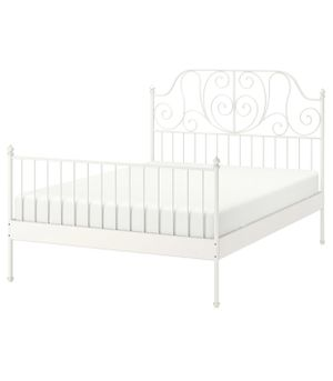 Bed frame and box spring mattress for Sale in San Gabriel, CA