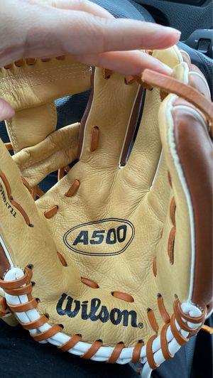 Baseball glove like new for Sale in Houston, TX