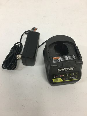 Ryobi 18 Volt Lithium-Ion IntelliPort Charger for Sale in Gilbert, AZ