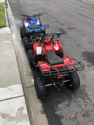 Two ATVs for sale for Sale in Chesapeake, VA