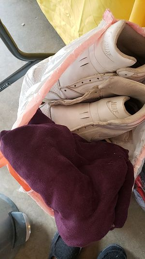 Large bag of shoes. Need gone now. Not free for Sale in Grand Terrace, CA