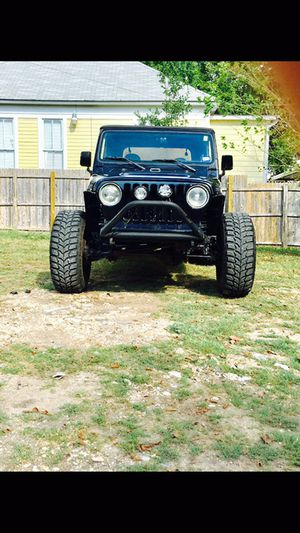 Jeep tj 97 for Sale in Marble Falls, TX