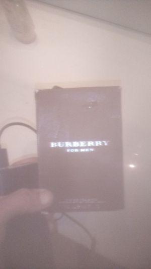 Burberry for men cologne for Sale in Venice, FL