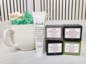Fresh Skin Care Set 6pcs for Sale in Huntington Beach, CA