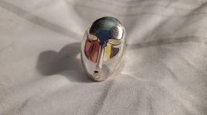 Robert Lee Morris Face Ring for Sale in Monroeville, PA