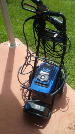 2000 psi pressure washer electric for Sale in Vidalia, GA